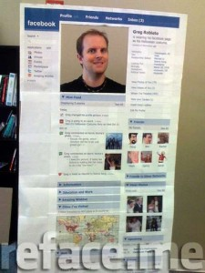 Facebook Halloween Costume, Social Media Halloween