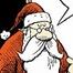 santa on twitter