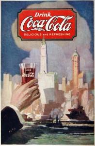 1920s coca-cola ad, drink coca-cola