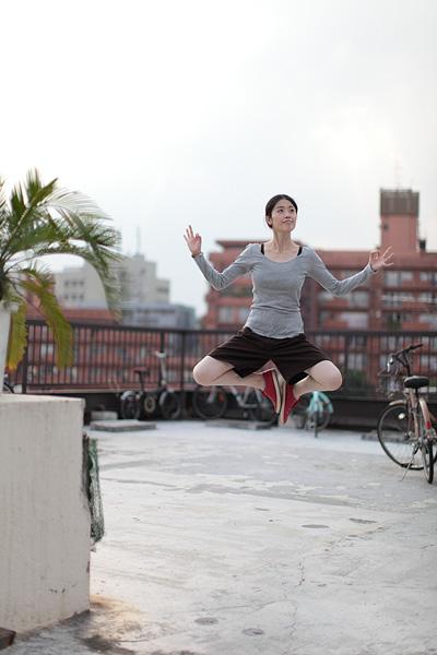Levitating Girl, Natsumi Hayashi