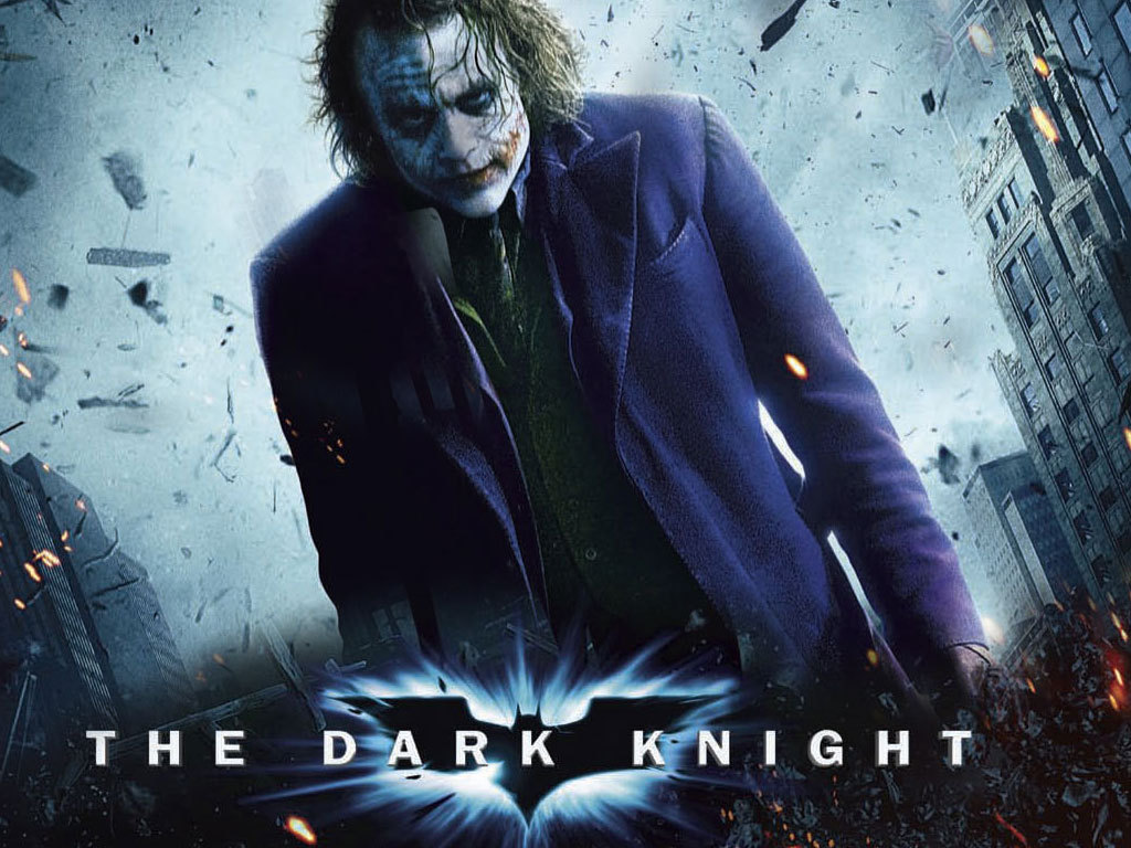 The Dark Knight will be the first movie to be offered through Facebook